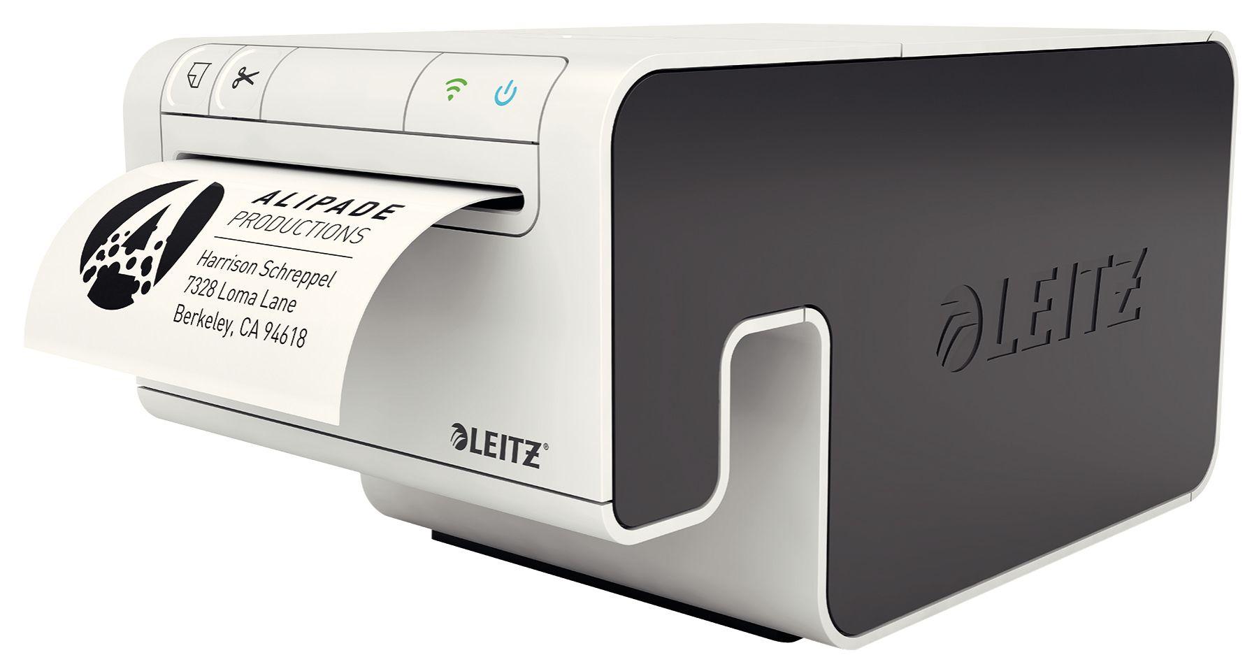 a2a8570397 Inteligentní štítkovač Leitz Icon   bílá-antracit kancelářské ...